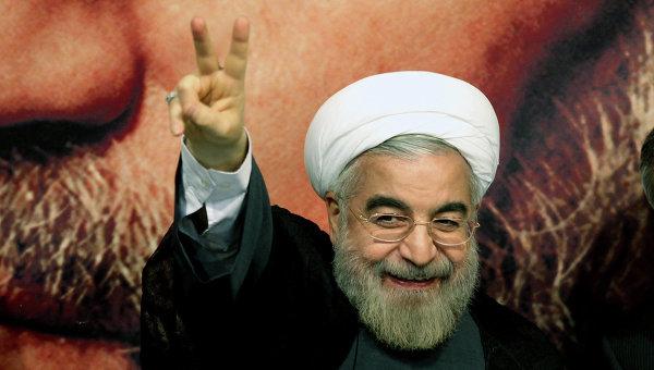 Hassan Rouhani, attuale presidente dell'Iran